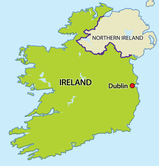 Ilha Irlanda